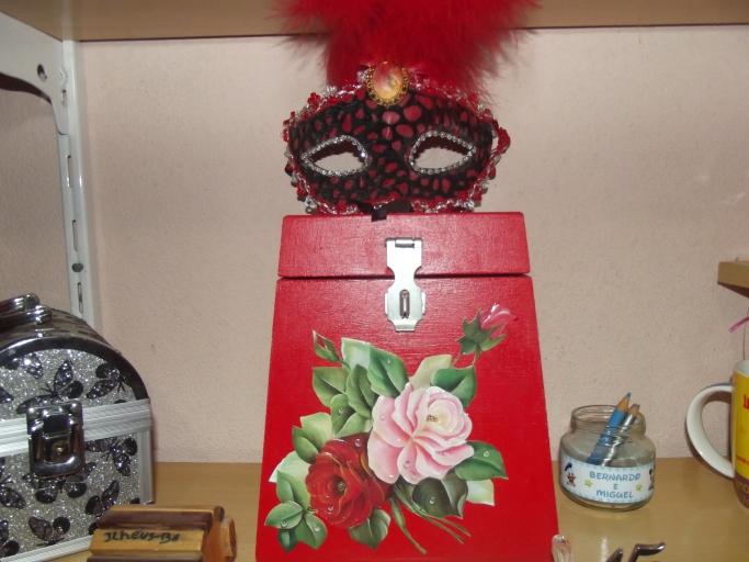 decoração estante 004