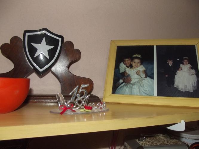 decoração estante 012